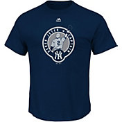 Majestic Youth New York Yankees Derek Jeter Jersey Retirement Navy T-Shirt