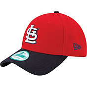 New Era Men's St. Louis Cardinals 9Forty Red Adjustable Hat