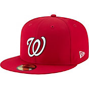 New Era Men's Washington Nationals 59Fifty PROLIGHT Batting Practice Fitted Hat