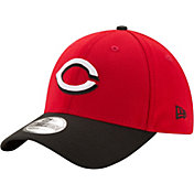 New Era Youth Cincinnati Reds 39Thirty Stretch Fit Hat