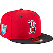 New Era Men's Boston Red Sox 59Fifty PROLIGHT 2018 Spring Training Fitted Hat