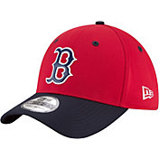 New Era Men's Boston Red Sox 39Thirty PROLIGHT Batting Practice Stretch Fit Hat