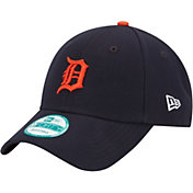 New Era Men's Detroit Tigers 9Forty Navy Adjustable Hat