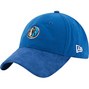 New Era Men's Dallas Mavericks On-Court 9Twenty Adjustable Hat