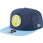 New Era Men's Denver Nuggets 9Fifty Adjustable Snapback Hat