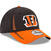 New Era Men's Cincinnati Bengals Speed Tech 9Forty Adjustable Hat