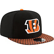 New Era Men's Cincinnati Bengals Sideline 2017 On-Field 9Fifty Snapback Adjustable Hat