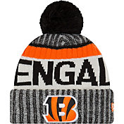 New Era Men's Cincinnati Bengals Sideline 2017 Sport Knit
