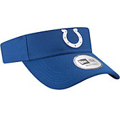 New Era Men's Indianapolis Colts 2017 Training Camp Blue Adjustable Visor