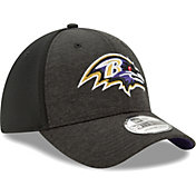 New Era Men's Baltimore Ravens Shadow 39Thirty Stretch Fit Hat