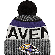 New Era Men's Baltimore Ravens Sideline 2017 Sport Knit