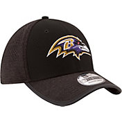 New Era Men's Baltimore Ravens 2017 Training Camp 39Thirty Black Flex Hat
