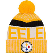 New Era Men's Pittsburgh Steelers Sideline 2017 Team Alt Sport Knit