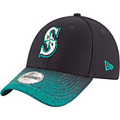 New Era Youth Seattle Mariners 9Forty Visor Blur Adjustable Hat