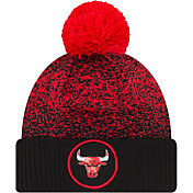 New Era Youth Chicago Bulls On-Court Knit Hat
