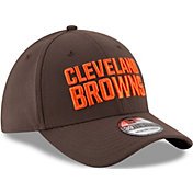 New Era Youth Cleveland Browns Junior Team Classic 39Thirty Flex Hat