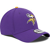 New Era Toddler Minnesota Vikings Junior Team Classic 39Thirty Stretch Fit Hat