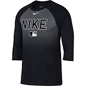 Nike Men's Legend Raglan ¾-Sleeve Baseball Shirt