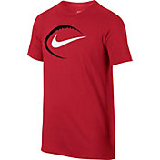 Nike Boys' Dry Football Graphic T-Shirt