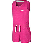 Nike Little Girls' Gym Vintage Romper