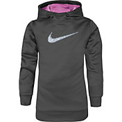 Nike Little Girls' Therma Tunic Hoodie
