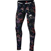 Nike Girls' Sportswear Fresh Print Leggings