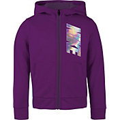 Nike Little Girls' Therma Full Zip Hoodie