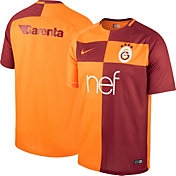 Nike Men's Galatasaray 17/18 Breathe Stadium Replica Home Jersey