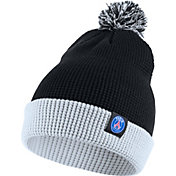 Nike Paris Saint-Germain Black Knit Beanie