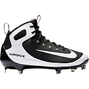 Nike Men's Alpha Huarache Elite Mid Baseball Cleats