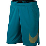 Nike Men's Dry Linear Logo Graphic Shorts