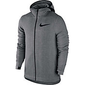 Nike Men's Dry Showtime Full Zip Basketball Hoodie