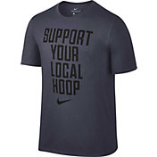 Nike Men's Support Your Local Hoop Graphic T-Shirt