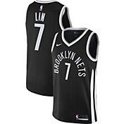 Nike Men's Brooklyn Nets Jeremy Lin Dri-FIT City Edition Swingman Jersey