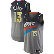 Nike Men's Oklahoma City Thunder Paul George Dri-FIT City Edition Swingman Jersey