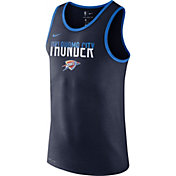 Nike Men's Oklahoma City Thunder Dri-FIT Navy Tank Top