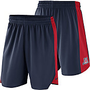 Nike Men's Arizona Wildcats Navy Basketball Practice Shorts