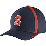 Nike Men's Syracuse Orange Blue AeroBill Football Sideline Coaches Classic99 Hat