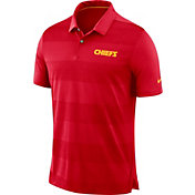 Nike Men's Kansas City Chiefs Sideline Early Season Red Polo