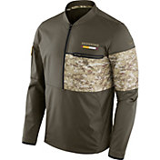 Nike Men's Washington Redskins Salute to Service 2017 Shield Hybrid Jacket