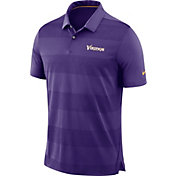 Nike Men's Minnesota Vikings Sideline Early Season Purple Polo