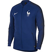 Nike Men's 2018 FIFA World Cup France Anthem  Full-Zip Jacket