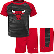 NBA Toddler Chicago Bulls Shorts & Top Set