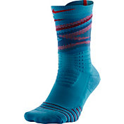 Nike Elite Versatility Basketball Crew Socks