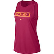Nike Women's Dry Do It Again Tomboy Graphic Tank Top