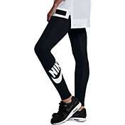 Nike Women's Sportswear High Waisted Leg-A-See Graphic Tights