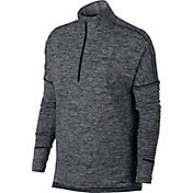 Nike Women's Therma Sphere Element Long Sleeve Half Zip Running Shirt