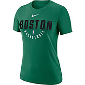Nike Women's Boston Celtics Dri-FIT Kelly Green Practice T-Shirt