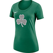 Nike Women's Boston Celtics Dri-FIT City Edition Logo T-Shirt