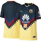 Nike Youth Club America 17/18 Breathe Replica Home Stadium Jersey